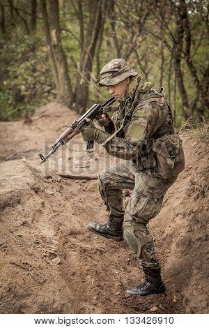 Take Aim And Shoot