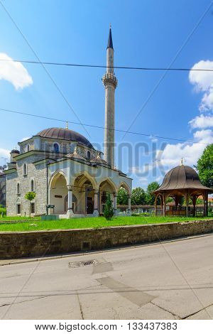 Husein-pashas Mosque, Pljevlja