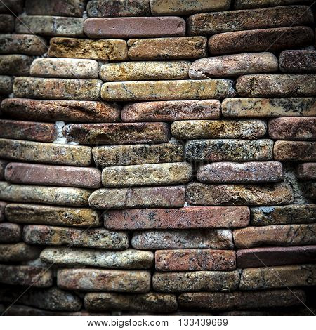 Seamless stone background for design and decorate