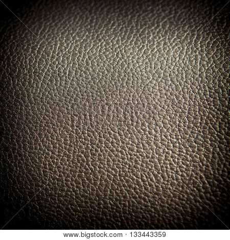 black leather texture background for natural design