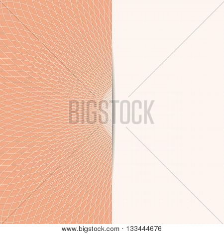 Pattern envelopes business card. Layout for your design needs