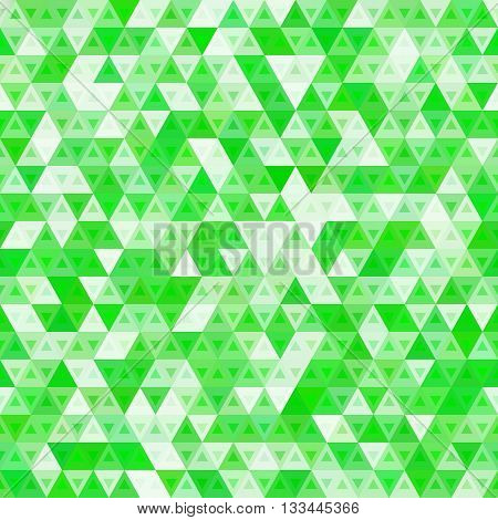 Abstract triangle geometrical creative background vector illustration