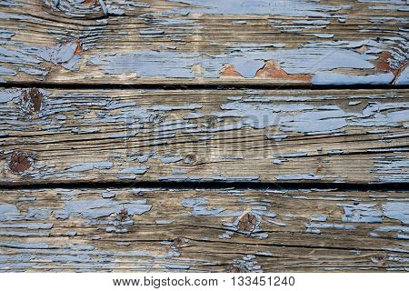 old wood blue painted texture wooden abstrct