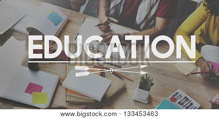 Education School Studies Learning Concept