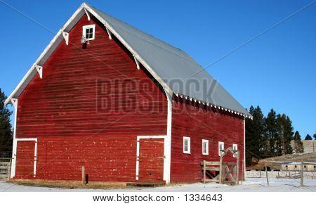 Davis Creek Barn