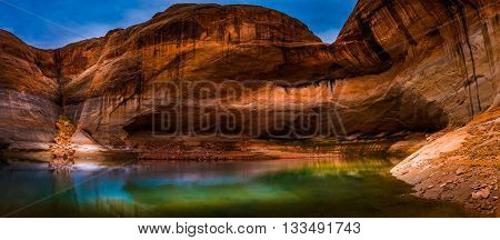 Lake Powell Lost Eden