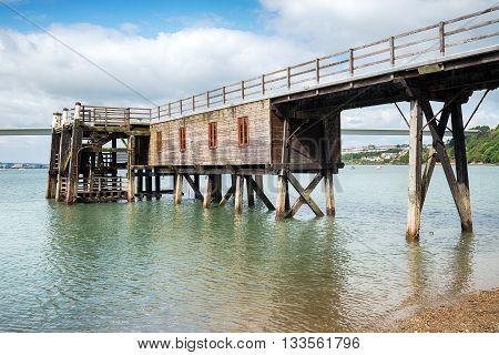 Burton Ferry Jetty