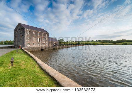Carew Tidal Mill