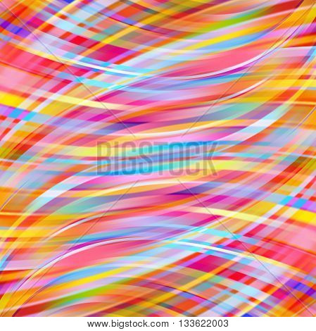 Abstract Technology Background Vector Wallpaper. Stock Vectors Illustration. Colorful Background. Pi