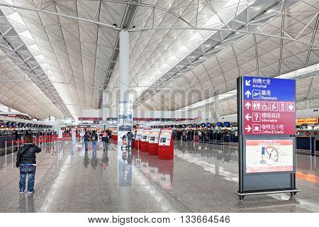 Hong Kong Airport