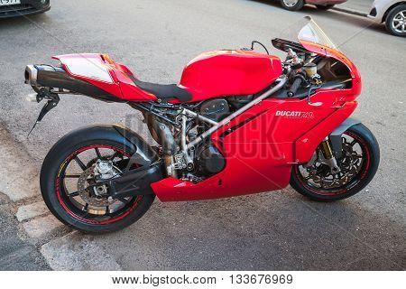Ducati 749, Sport Bike By Ducati Motor Holding