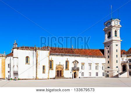 University Of Coimbra