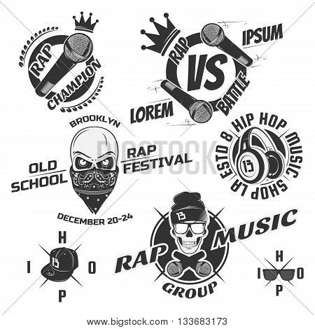 Rap Emblems 2