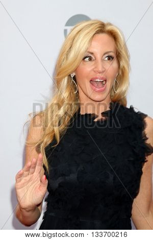LOS ANGELES - JUN 9:  Camille Grammer at the American Film Institute 44th Life Achievement Award Gala Tribute to John Williams at the Dolby Theater on June 9, 2016 in Los Angeles, CA