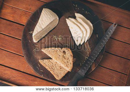 Brazilian Minas Cheese
