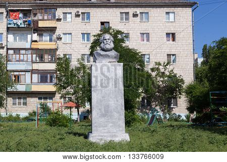 Monument Karl Marx