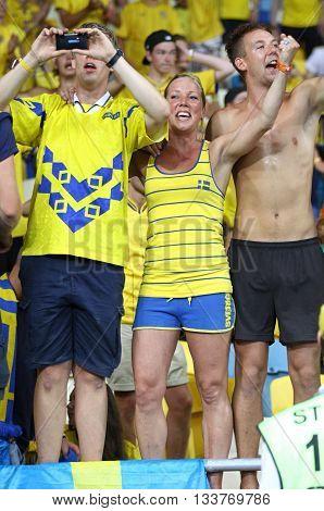 Uefa Euro 2012 Game Sweden Vs France