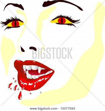 Vamp Face