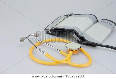 Medical Equipment For Blood Pressure Examination