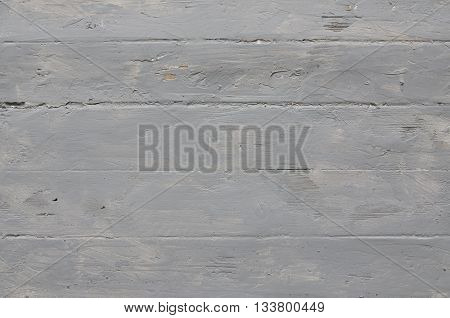 gray painted old weathered wood background detail