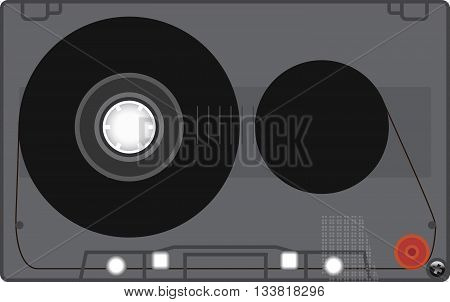 Vintage Audio Cassette Tape