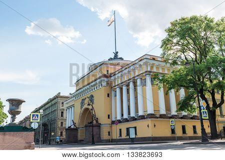 Admiralty Complex Building