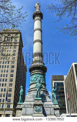 Lafayette Square - Buffalo, New York