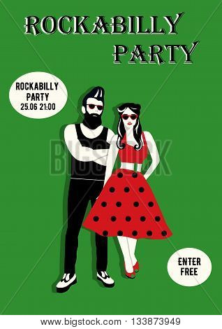 Rockabilly_couple