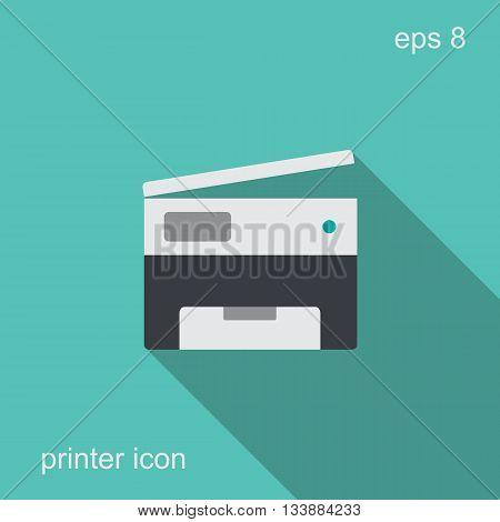 Simple Printer Icon