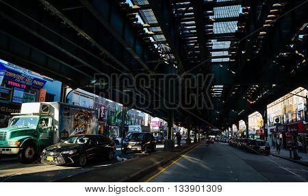 Brighton Beach Avenue
