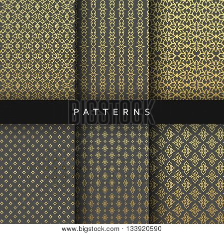 Luxury design elements pattern abstract texture, backdrop, style. Elegant luxury pattern