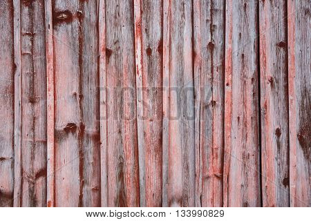 Weathered old wooden planks retro vintage stylish and trendy multipurpose textured background.