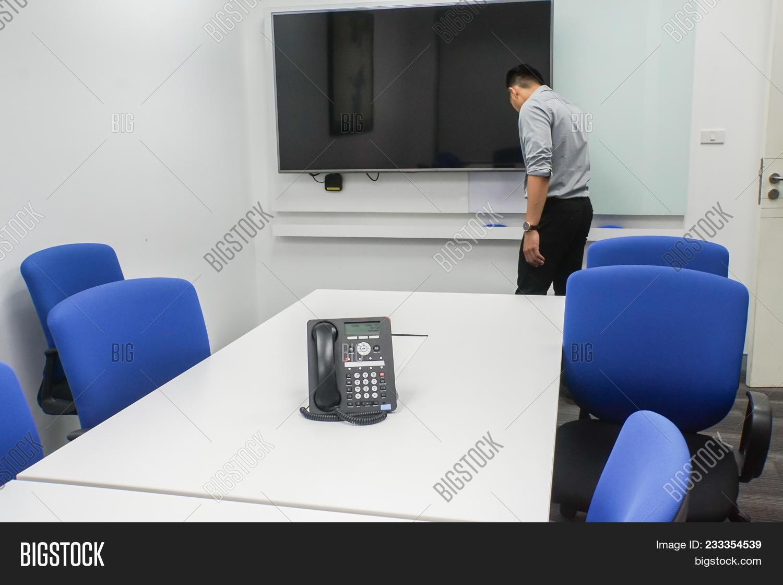 Businessman Grey Shirt Image Photo Free Trial Bigstock