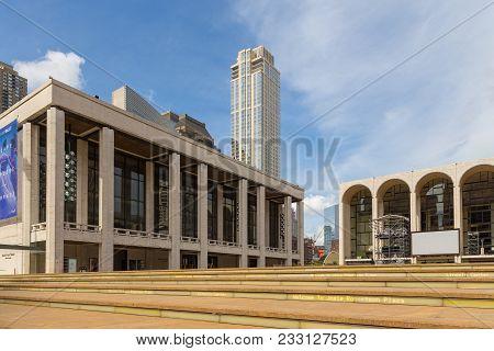 Metropolitan Opera, Opera Company Based In New York City.