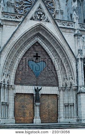 Basilica - Quito