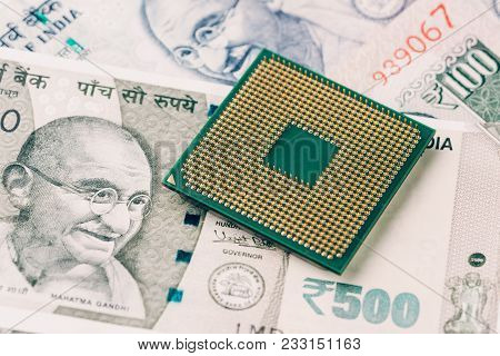 It, Information Technology Business Moving Or Outsource To India, New Financial And Economy, Emergin
