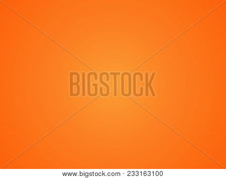 Abstract Orange Background Layout Design, Studio, Room, Web Template , Business Report With Smooth C