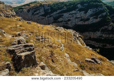 Rocky Mountains In Nagorno Karabakh, Azerbaijan