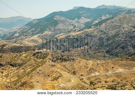 Arid Mountains In Nagorno Karabakh, Azerbaijan