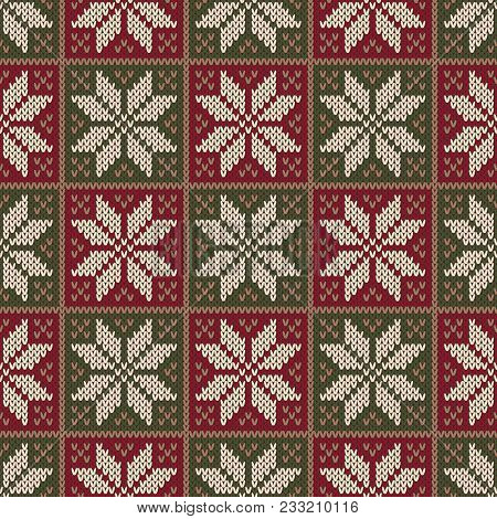 Traditional Winter Vector Photo Free Trial Bigstock