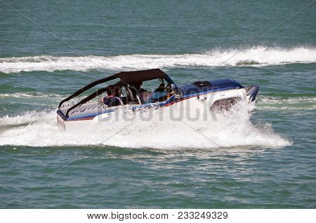 Most Amphibious Cars Are Only Seen In Showrooms Or Auto Shows This One Was Seen Cruising The Florida