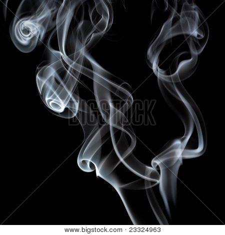 Twisting Smoke