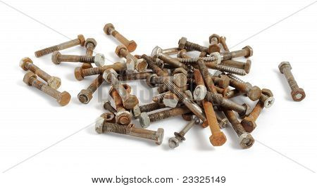 Old Iron Bolts