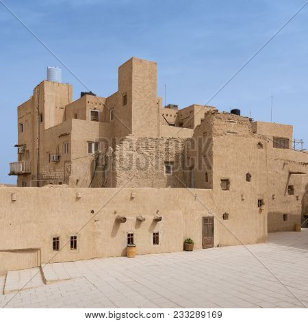 Cairo, Egypt - March 24 2018: Residential Buildings At The Monastery Of Saint Paul The Anchorite (ak