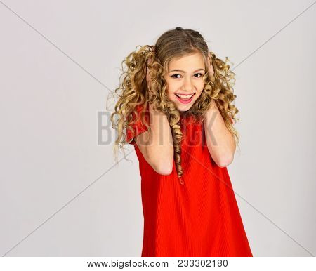 Beauty, Kid Fashion, Cosmetics, Healthy Hair. Hairdresser, Makeup, Shampoo. Hair Salon, Barber, Skin