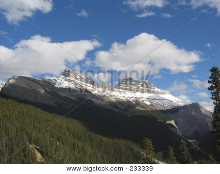 Mt. Cirrus - Banff National Park, Alberta, Canada