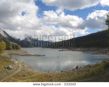 50a Medicine Lake  Jasper National Park Alberta Canada