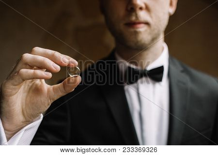 Man With A Wedding Ring