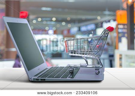 Shopping Cart Shop Laptop Shopping Cart Electronics Store Shopping Online