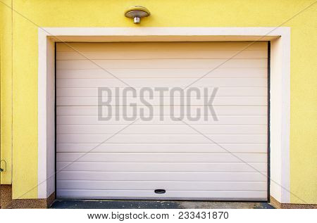 Garage Door Upvc, Plastic Pvc Garage Door